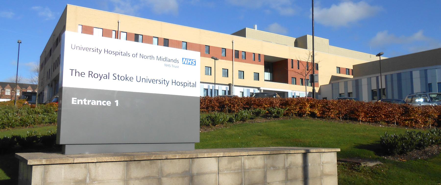 Royal Stoke University Hospital | UHNM NHS Trust